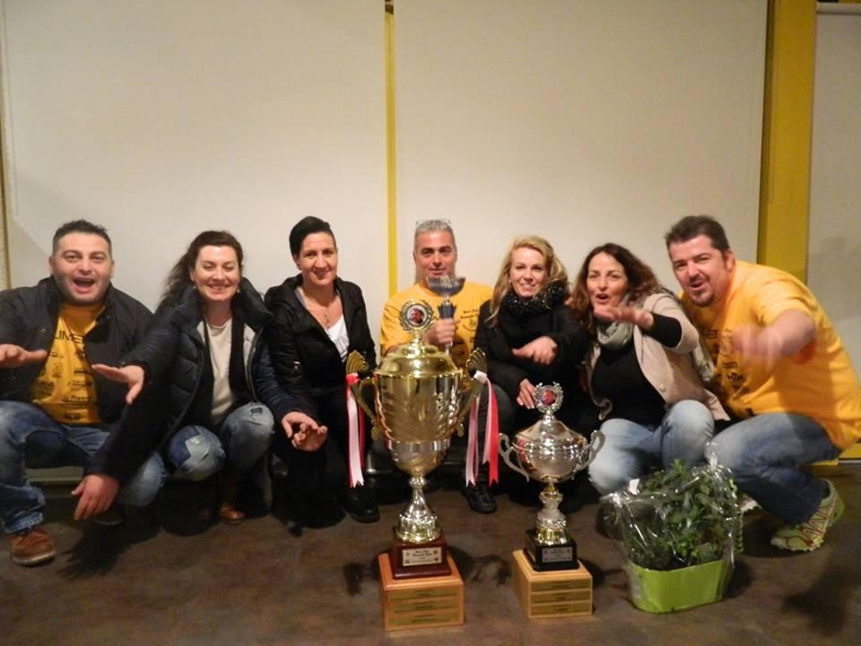I Vincitori dei trofei